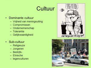 dominante religie